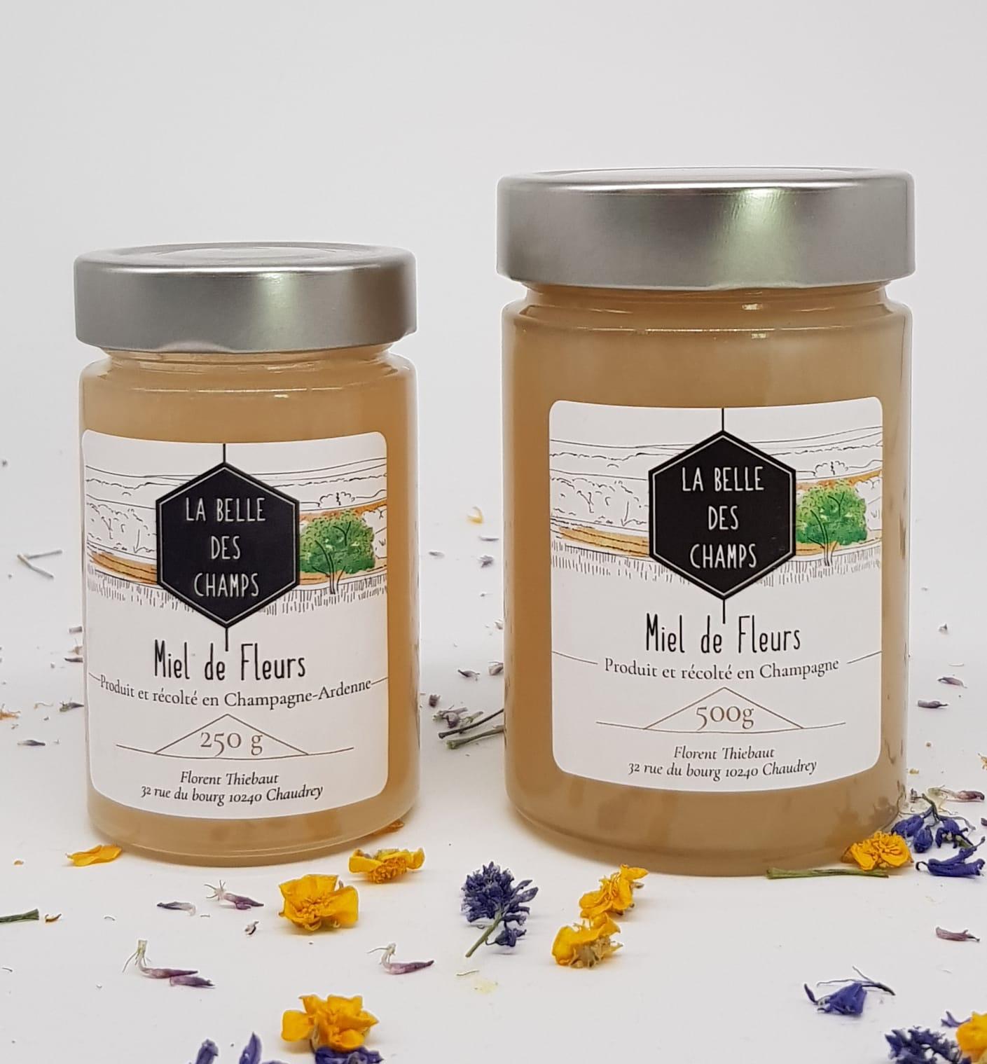 miel la belle des champs